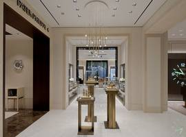 Watches of Switzerland - WOS Wynn, Las Vegas, NV - Architect: Neumann & Rudy