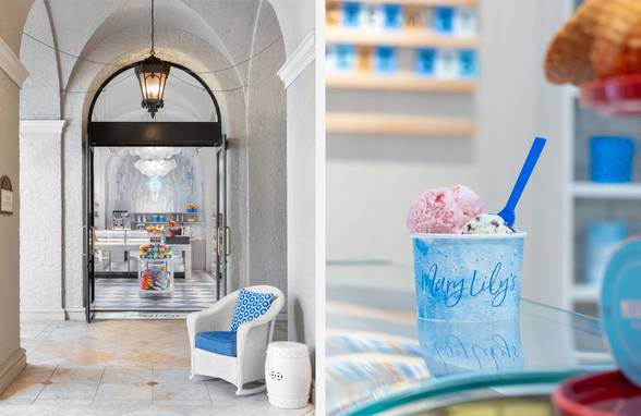 Mary Lily's at The Breakers, Palm Beach, FL - Architect: Neumann & Rudy