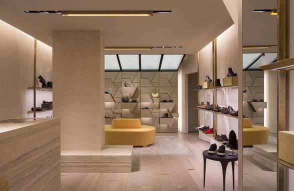 Aquatalia, New York, NY, NYC - Architect: Neumann & Rudy