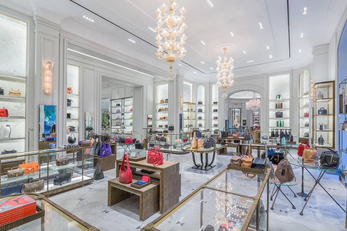 Bergdorf Goodman Ground Floor, New York, NY, NYC - Architect: Neumann & Rudy