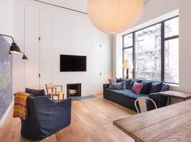 East Village Apartment, New York, NY, NYC - Architect: Neumann & Rudy