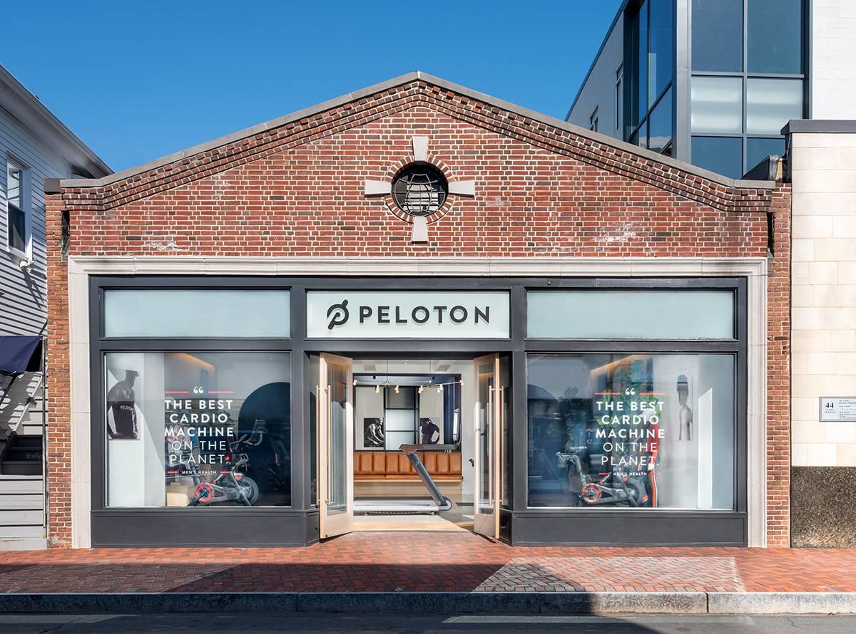Peloton Westport, CT - Architect: Neumann & Rudy