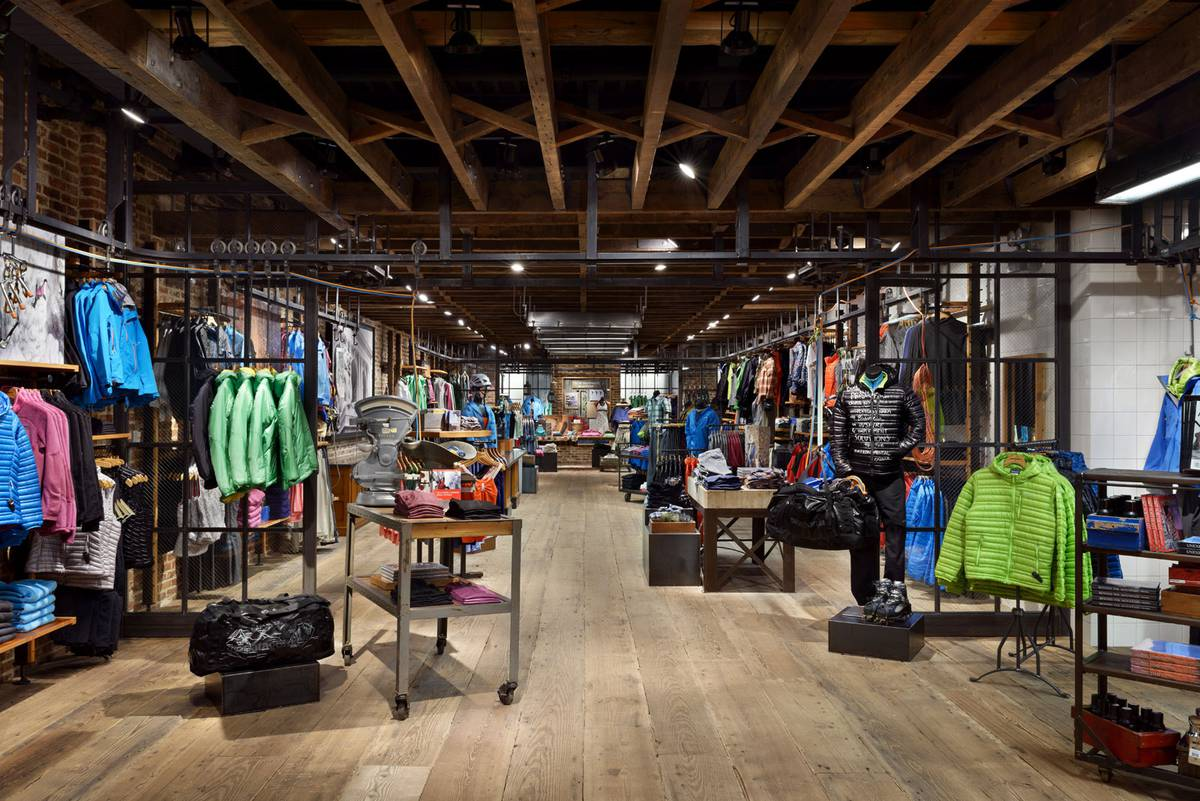 Patagonia Meatpacking, New York, NY, NYC - Architect: Neumann & Rudy