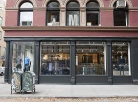 Lululemon Men's Store, Soho, New York, NY, NYC - Architect: Neumann & Rudy