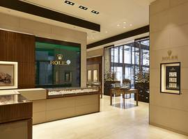 Watches of Switzerland - WOS Hudson Yards, NY, NYC - Architect: Neumann & Rudy