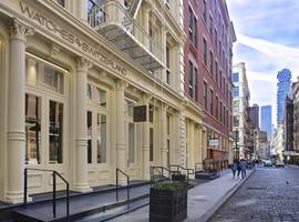 Watches of Switzerland - WOS Greene Street, Soho, NY, NYC - Architect: Neumann & Rudy