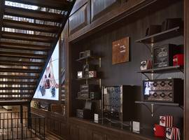 Watches of Switzerland - WOS Greene Street, Soho, NY NYC - Architect:  Neumann & Rudy