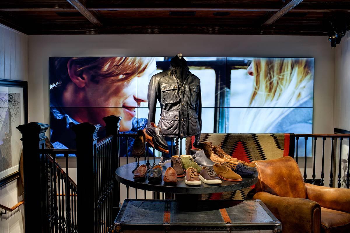 Polo Ralph Lauren Rome, Italy - Architect: Neumann & Rudy